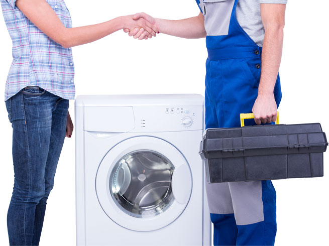Agendar visita de conserto de eletrodomestico